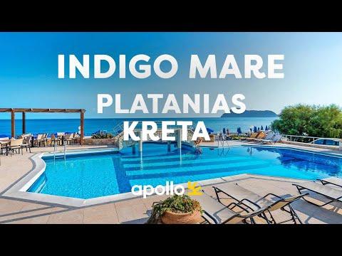 Apollos Indigo Mare, Kreta