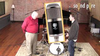 CharterOak e700 Kick Drum Microphone Demo Video