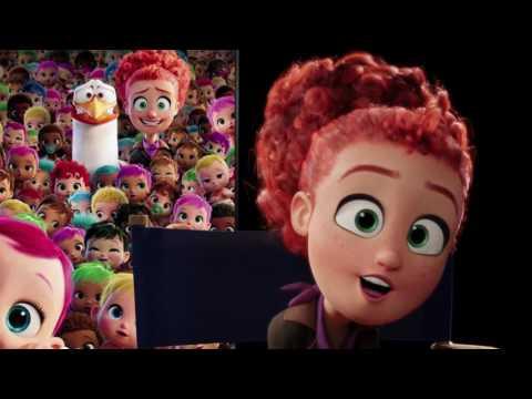 Cigüeñas - Entrevista animada Emotividad Castellano HD