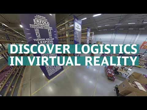 DB Schenker - Experience Logistics in 360°