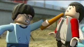 LEGO Harry Potter Years 5-7 Walkthrough Part 1 - Year 5 - 'Dark Times'