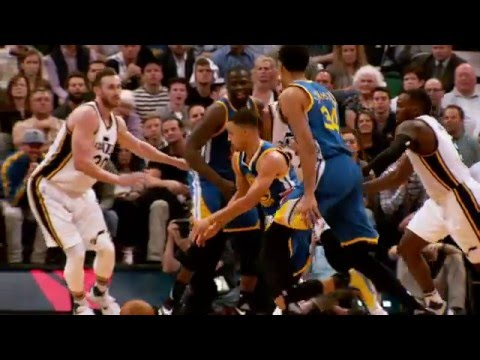 Best of Phantom: Warriors vs Jazz