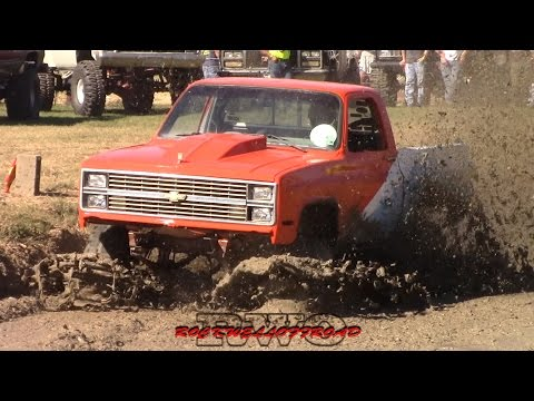 SMALL TIRE MUD BOG FROM HELL Poster