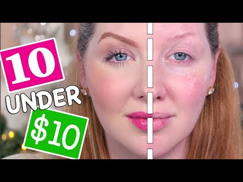 10 Makeup Products Under $10 to Awaken a Tired Face