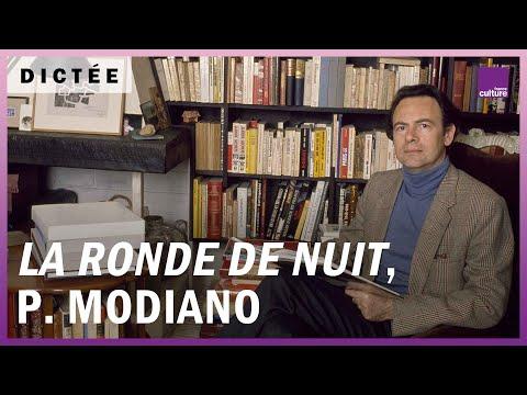 Vidéo de Patrick Modiano