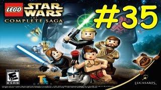 Lego Star Wars The Complete Saga Walkthrough Episode 6 Chapter 5 Jedi Destiny