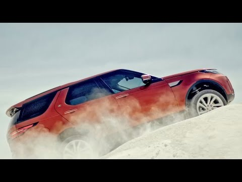 2017 Land Rover DISCOVERY Footage