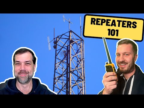 Ham Radio Repeaters Explained | Ham Radio Basics