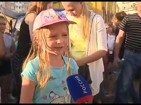 репортаж вести Большой Московский Цирк Шапито Звёздный в томске