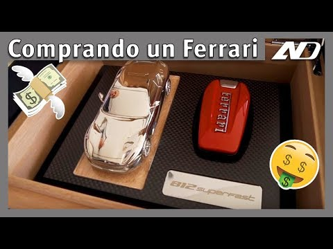 """Comprando un Ferrari ? ¿Cuál es el proceso"""" - Vlog AutoDinámico"""