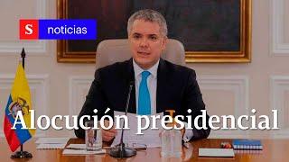 Presidente Iván Duque informa al país sobre pandemia y cuarentena | Junio 3