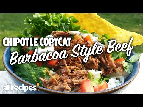 How to Make Copycat Chipotle Barbacoa-Style Beef #WithMe   At Home Recipes   Allrecipes.com
