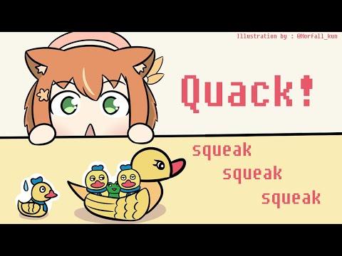 【hololiveID】Quack or Squeak ??? SQUEAK SQUEAK !!【Ayunda Risu】