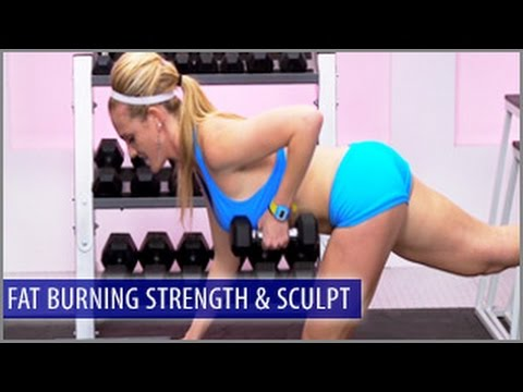 Fat Burning Strength & Sculpt Workout: Body By Becky