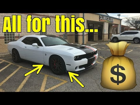 It Cost HOW MUCH To Fix My Hellcat?!