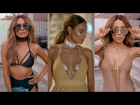SUMMER SIXTEEN LOOKBOOK | DESI PERKINS