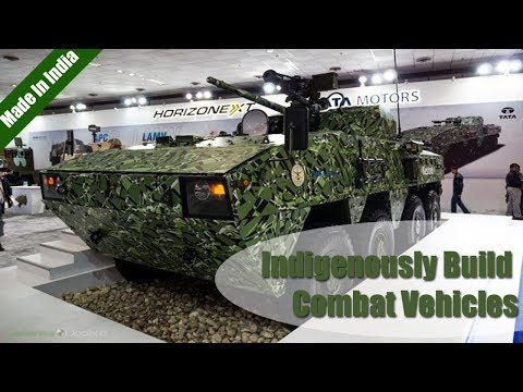 Tata Motors to showcase its Indigenously Build Combat Vehicles at BIMSTEC summit
