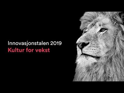 Innovasjonstalen 2019