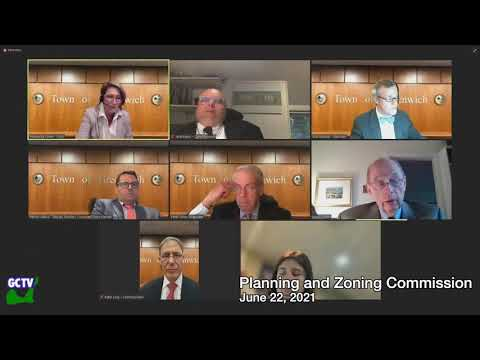 Planning & Zoning Commission, June 22, 2021