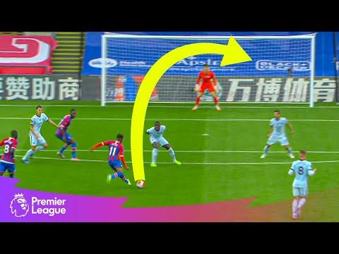 Wilfried Zaha ROCKET against Chelsea | Premier League | Classic goals from MW31 fixtures