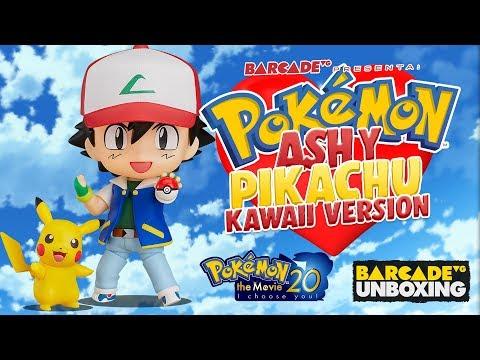 Ash y Pikachu: KAWAII Version