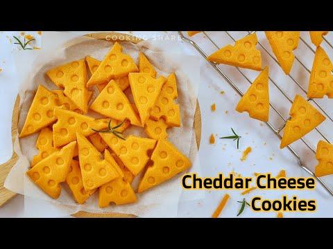คุ้กกี้เชดด้าชีส-Cheddar-Chees