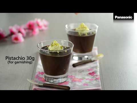 Panasonic V Series Blender – Chocolate Pudding