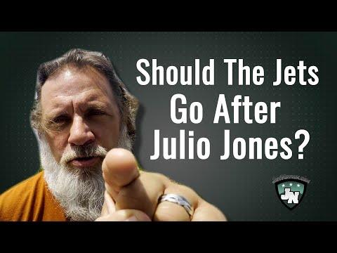 Should The Jets Go After Julio Jones?