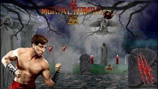Mortal Kombat Quadrilogy (Alberto Blaze) -JohnnyCage MK1+Bio- Walkthrough