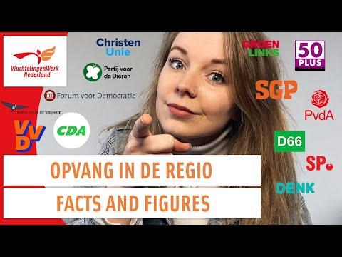Opvang in de regio | Facts & Figures Verkiezingen | VluchtelingenWerk Nederland photo