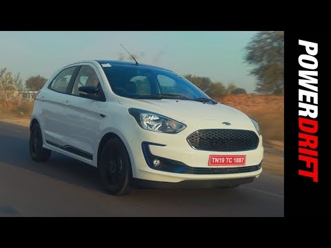 2019 Ford Figo : An enthusiasts delight : PowerDrift