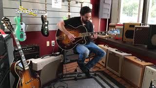 Gibson Custom Super 400 Sunburst Archtop #22952005