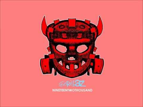 Gorillaz - 19/2000 (Ben Brown's UKFUNK.com Remix) [Official]