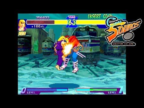 """STREET FIGHTER ZERO HACK - """"CON 5 DUROS"""" Episodio 627 (+SSF2 Ultimate Tag Mode V3.0 - Mugen) (1cc)"""