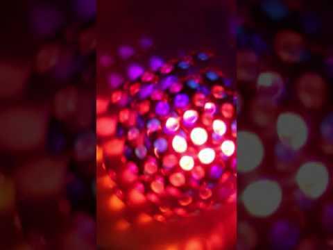 AuoraVizion Rainbow Grid Kaleidoscope Lens