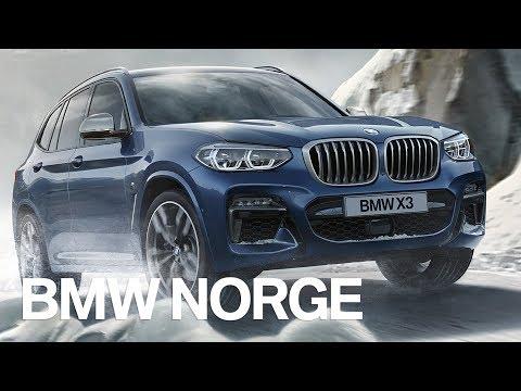 Helt nye BMW X3