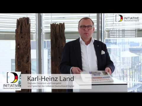 """Digitalisierung zwingt die Konzerne zum Umdenken"" - Transformation Journal 19.04"