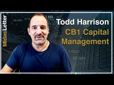 Todd Harrison(CIO, CB1 Capital Management) on the price on Cannabis