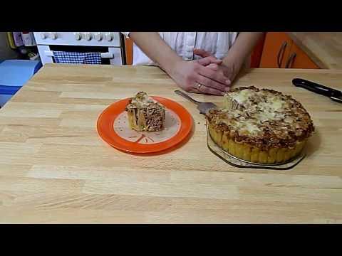 Slana torta od makarona   recept