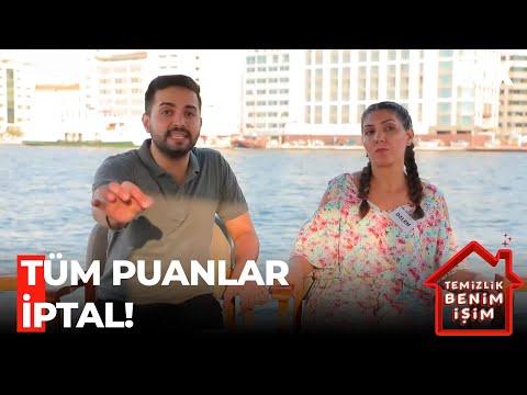 Kadir Ezildi Tüm Puanları İPTAL ETTİ! - Temizlik Benim İşim 265. Bölüm