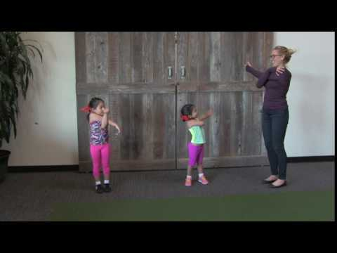 Classroom Stretches For Healthy Kids - Clip #2