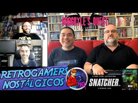 Retro Gamers Nostálgicos - Frikiroom Podcast #17