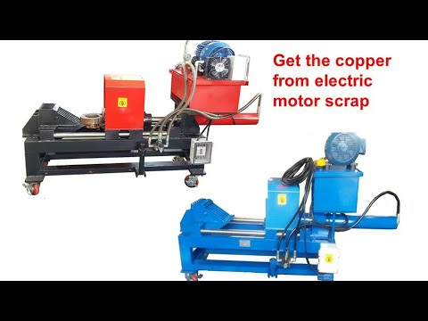Download youtube mp3 dz 2 motor recycling whatsapp 0086 for Electric motor recycling machine