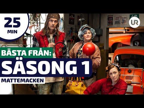 Mattemacken - Det bästa från säsong 1