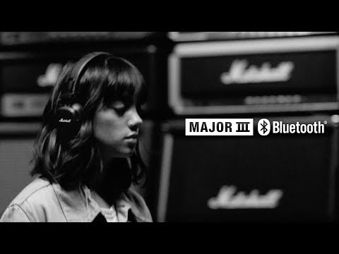 Marshall - Major III Bluetooth Headphones - An Icon in the Making Campaign Spanish