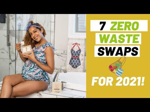 7 Zero Waste Swaps for Beginners