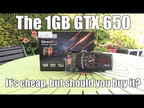 Is The 1GB GTX 650 Worth Its Cheap Used Price?