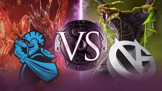 Dota 2: Destructive Match Ends in Just 15 Minutes - TI4