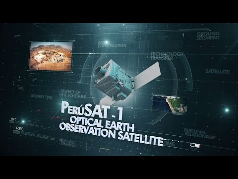 "PerúSAT-1: ""This Dream Became Reality"""