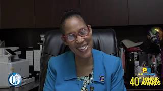 #RGHonours - Public Service: Donna-Marie Rowe ... Advancing the welfare of Jamaicans
